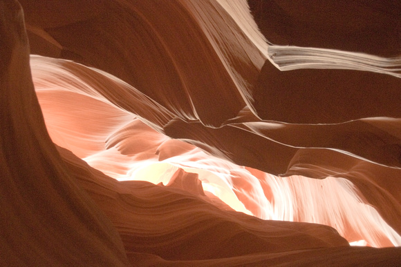 Page Arizona Antelope valley Slot Canyons